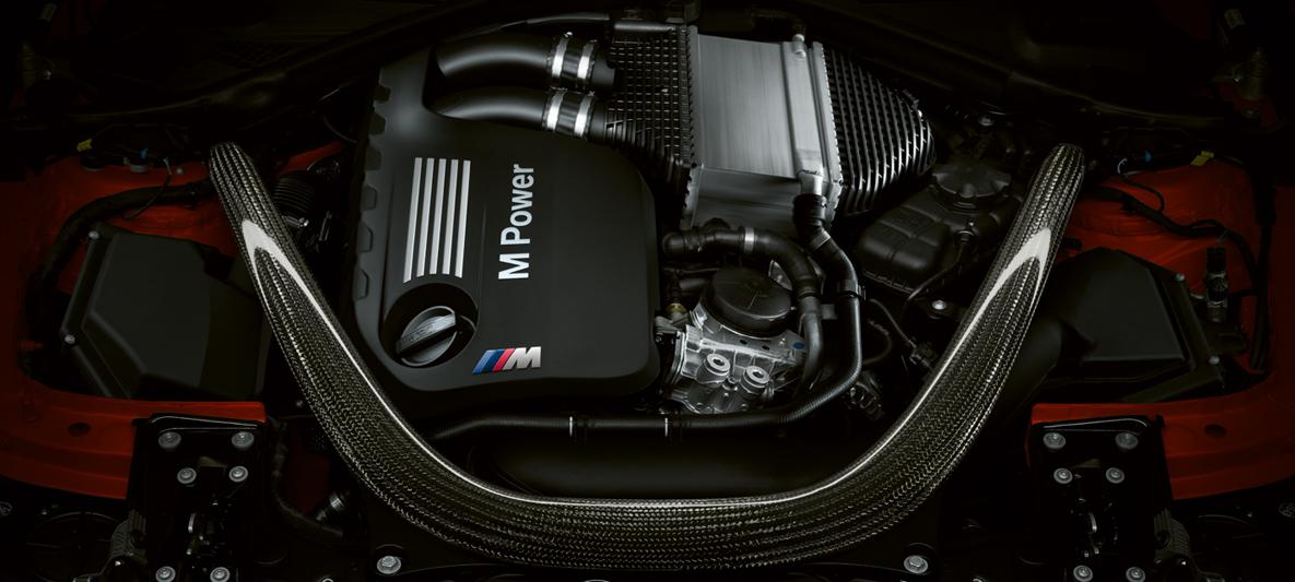 BMW M4 Coupé : En un clin d'œil